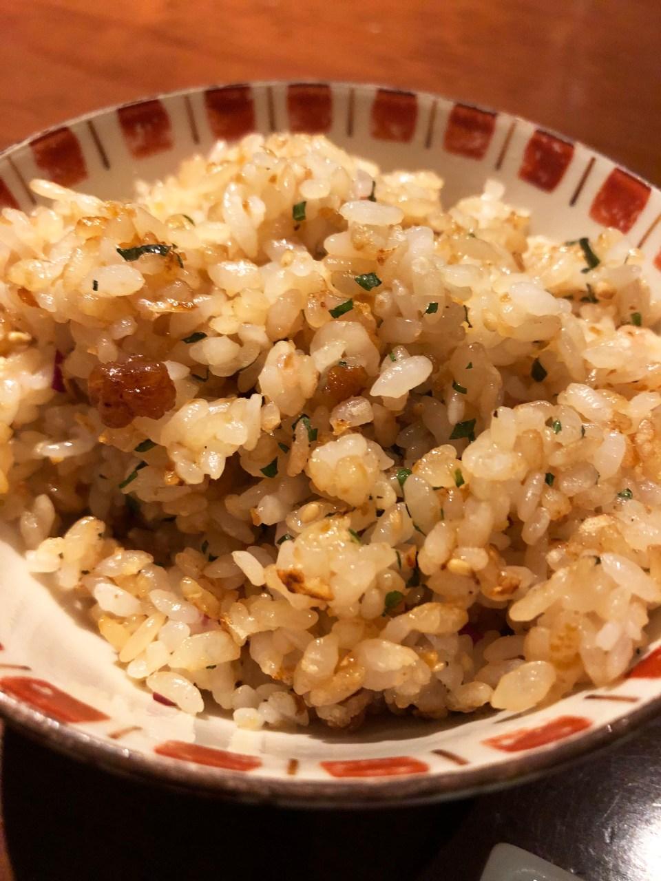 Junisoh - Garlic Fried Rice