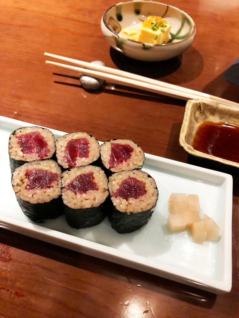 Junisoh - Tuna Roll