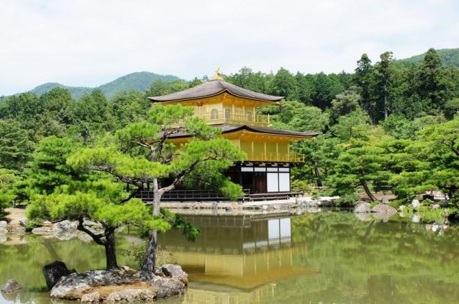 Kinkakuji - Golden Pavillion 2