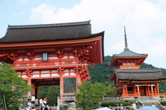 Kiyomizu Temple 13
