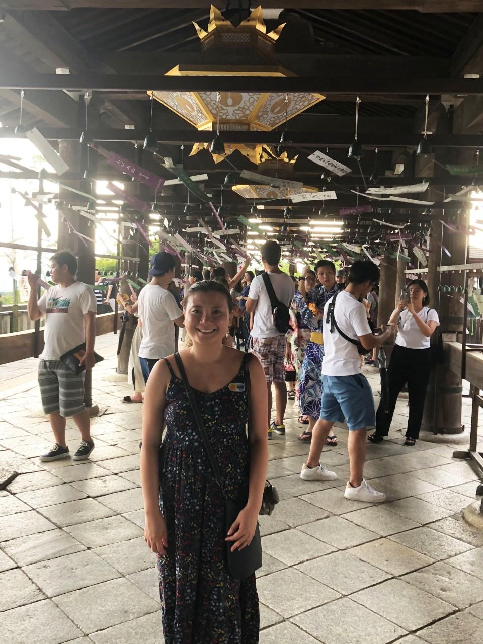 Kiyomizu Temple 14