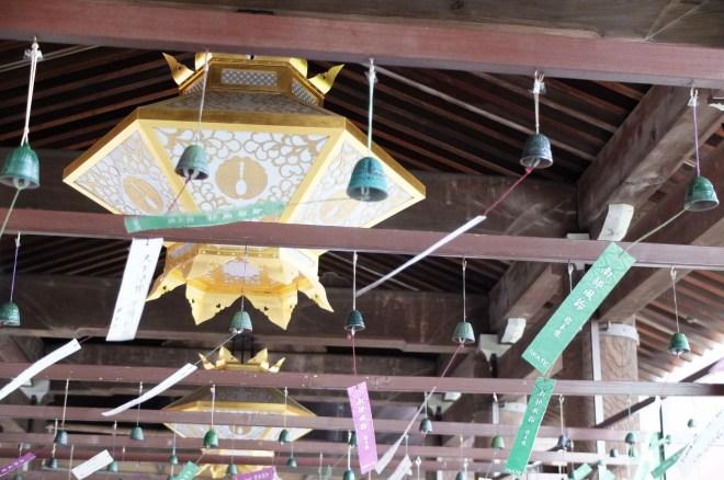 Kiyomizu Temple - Bells