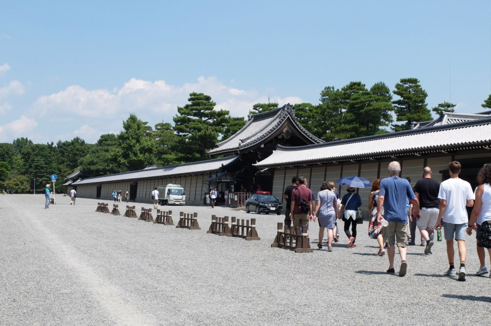 Kyoto Imperial Palace 8