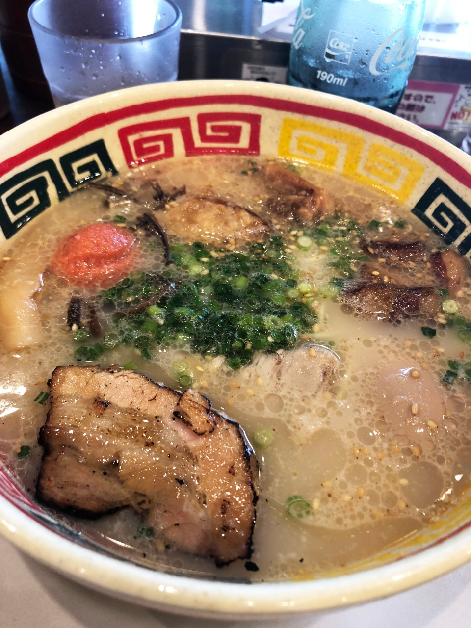 Kyushu Jangara - Ramen with Pork Broth