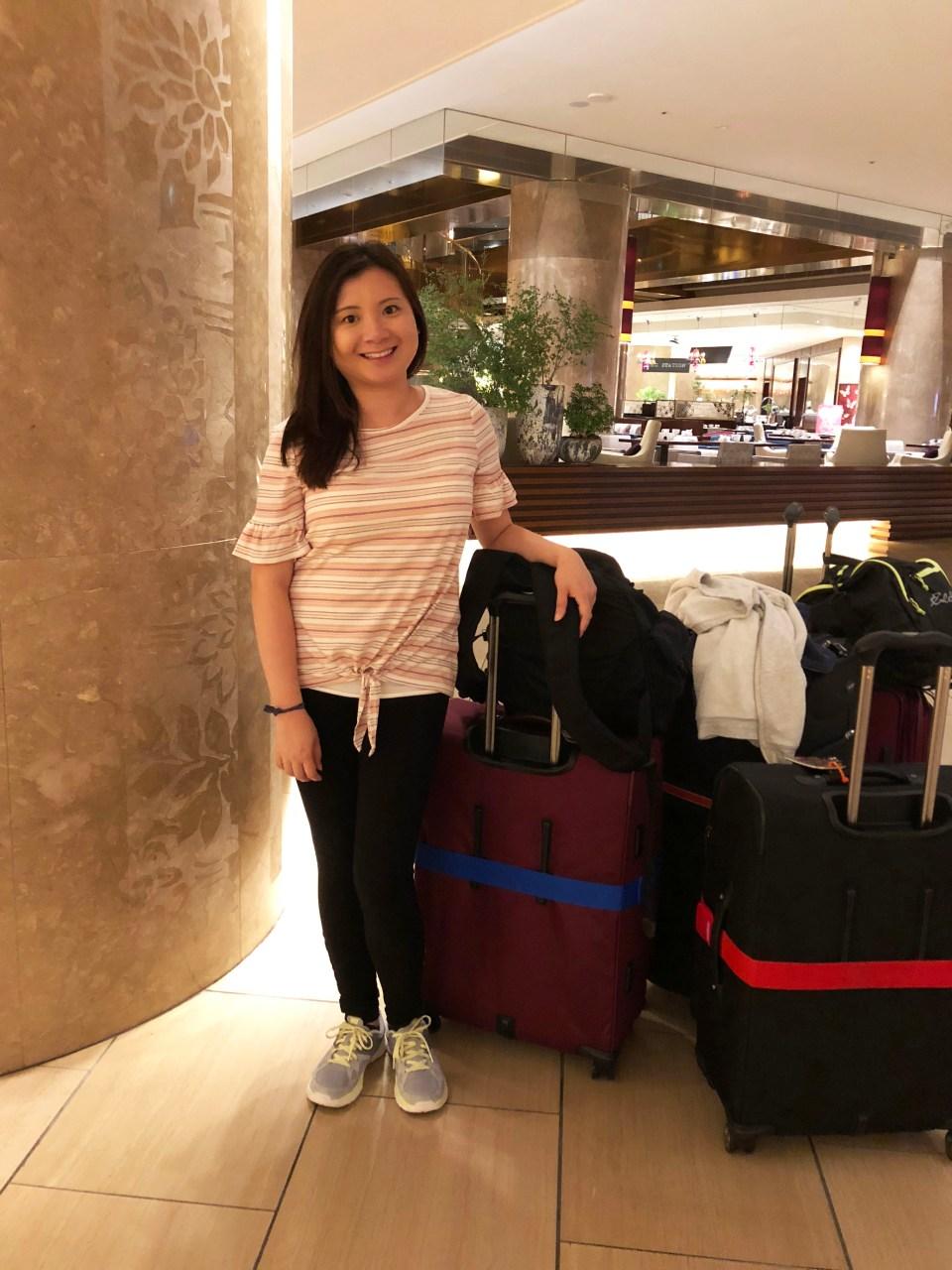 Leaving Tokyo