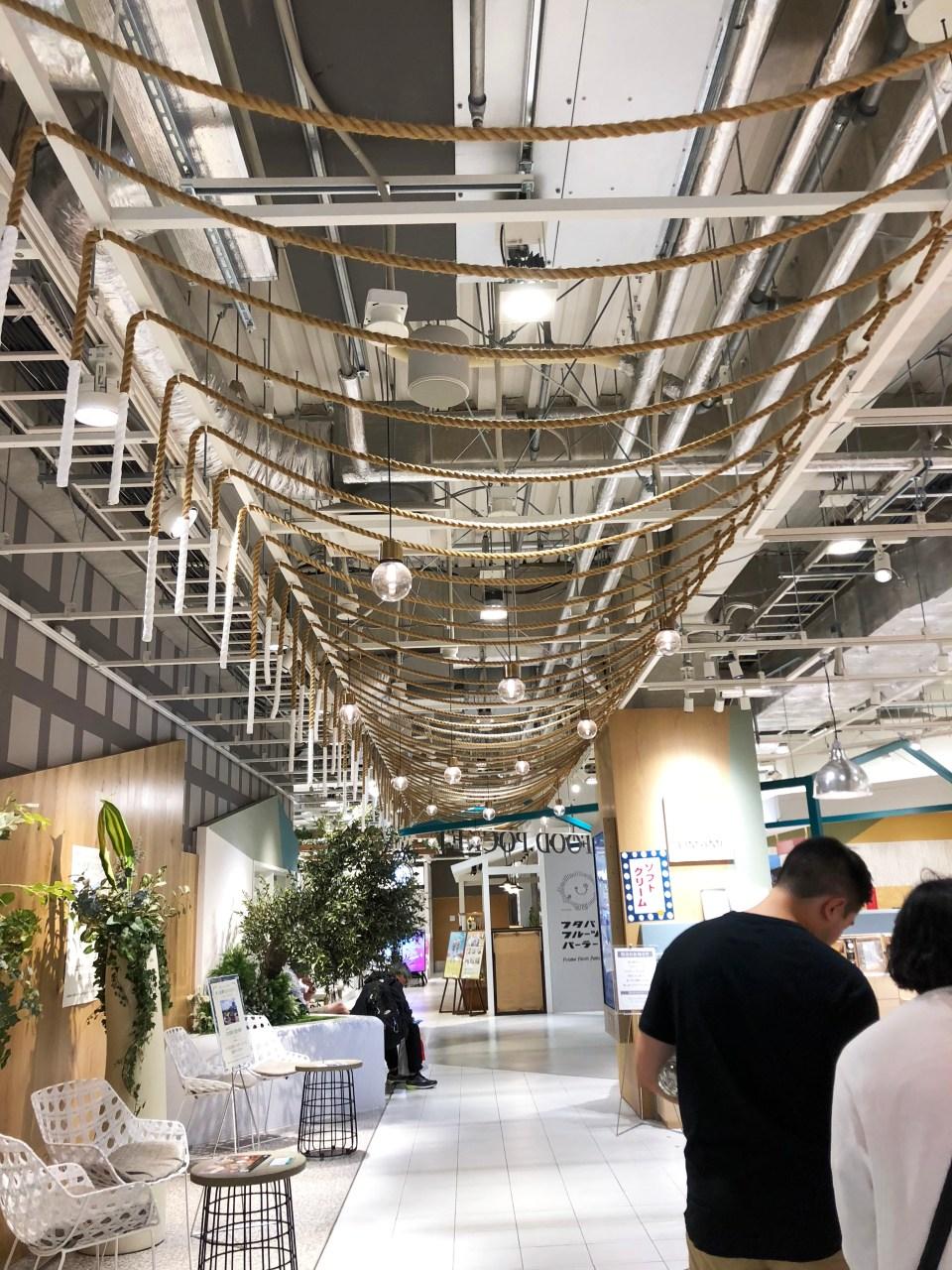 Marui Shopping Center