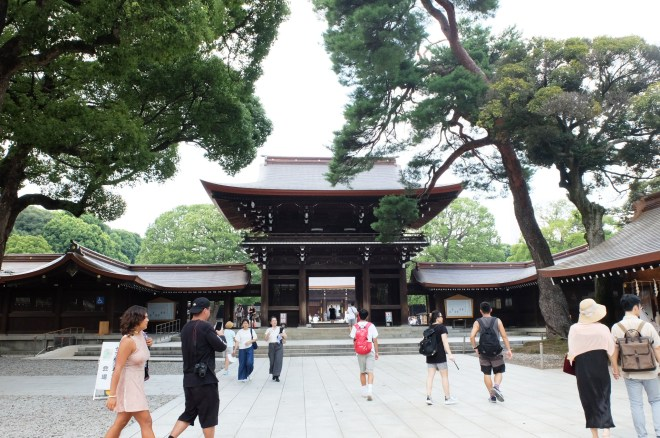 Meiji Shrine 6