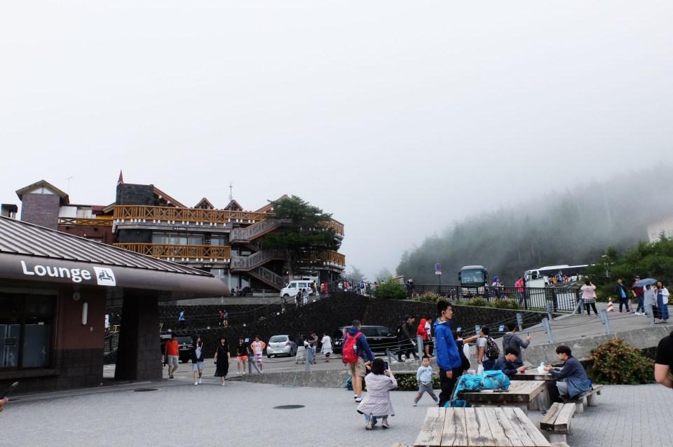Mt. Fuji 5th Station 4
