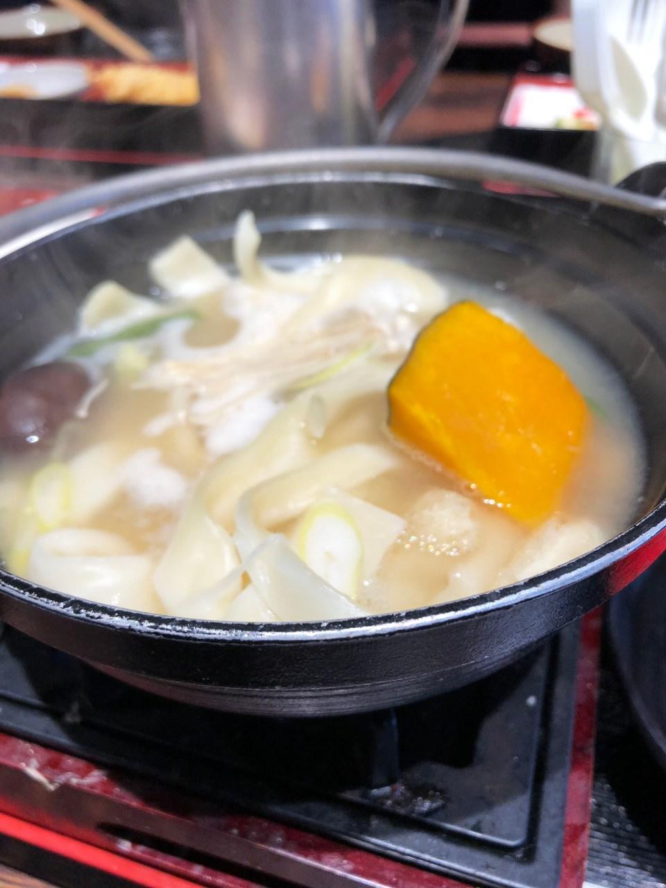 Mt. Fuji - Houtou Noodles 2