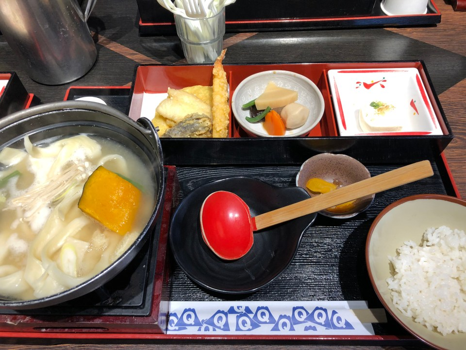 Mt. Fuji - Houtou Noodles
