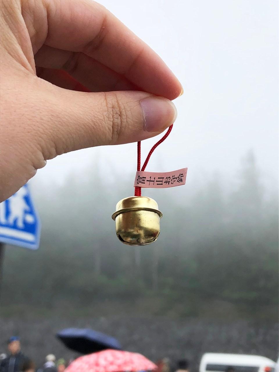 Mt. Fuji - Lucky bell