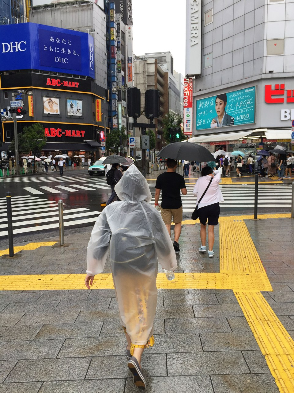 Rainy Tokyo 6