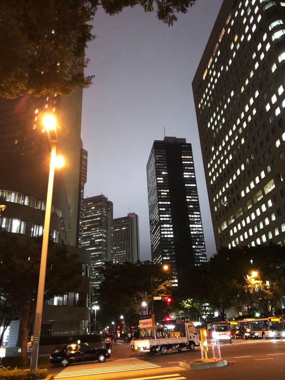 Shinjuku - night 3
