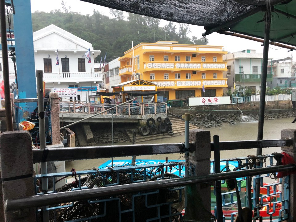 Tai O - fishing village 2