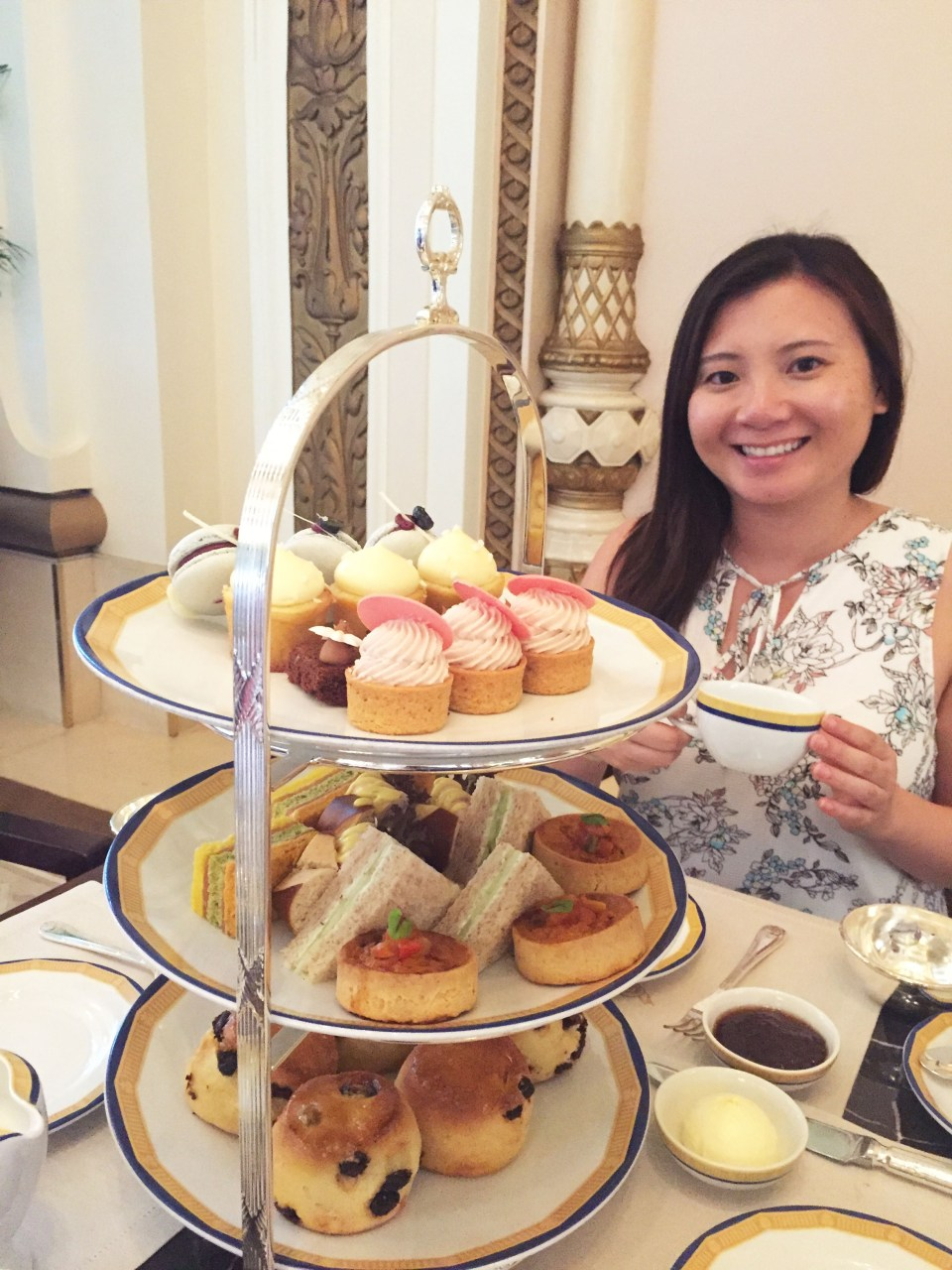 The Peninsula - Afternoon Tea