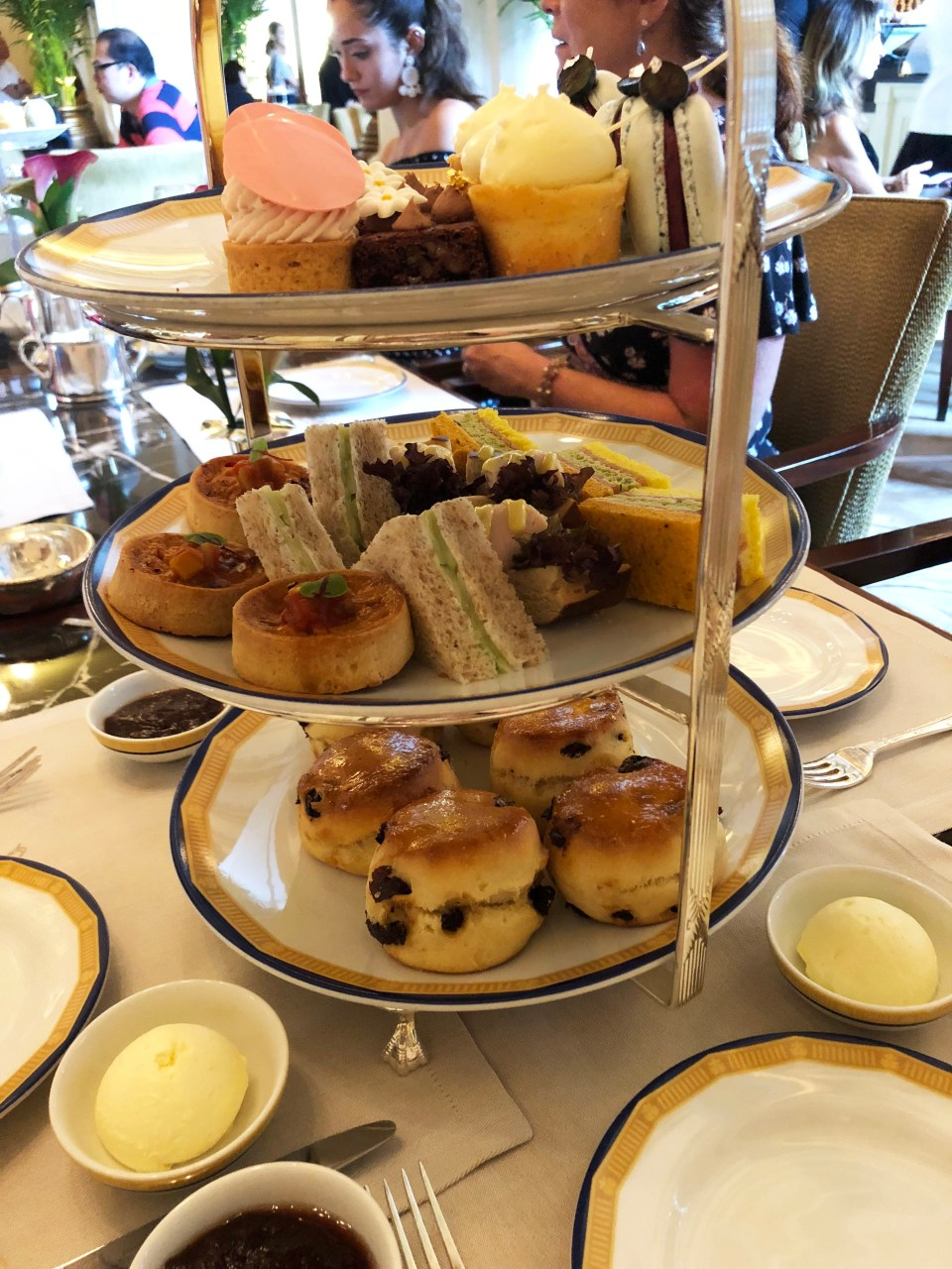 The Peninsula - High Tea
