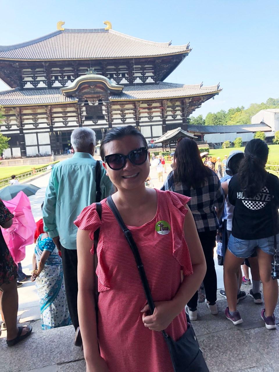 Todai-ji Temple 1