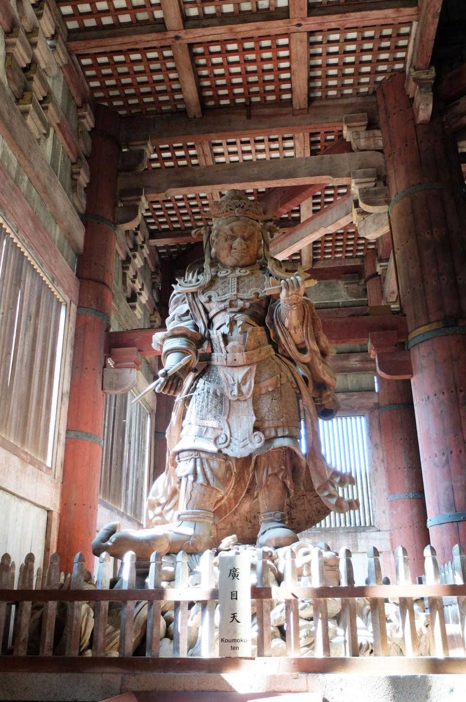Todai-ji Temple 13