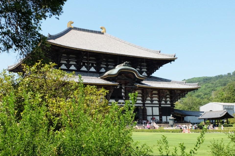 Todai-ji Temple 2