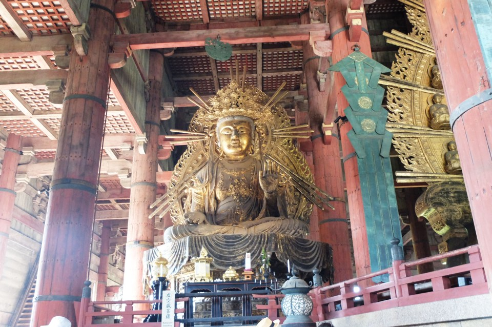 Todai-ji Temple 6