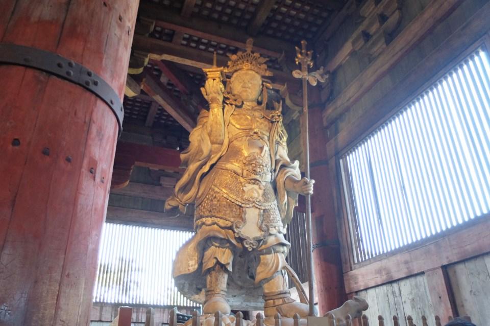 Todai-ji Temple 8