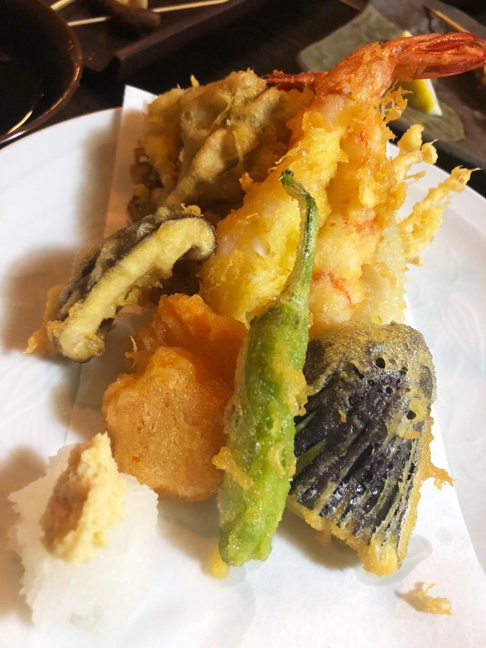 Yakitori - Tempura