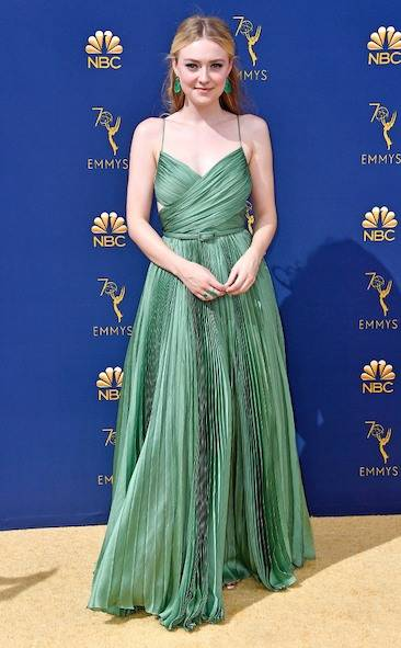 Dakota Fanning - Emmy 2018