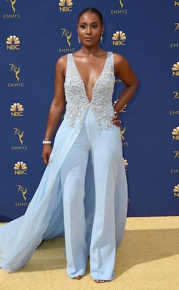 Issa Rae - Emmy 2018