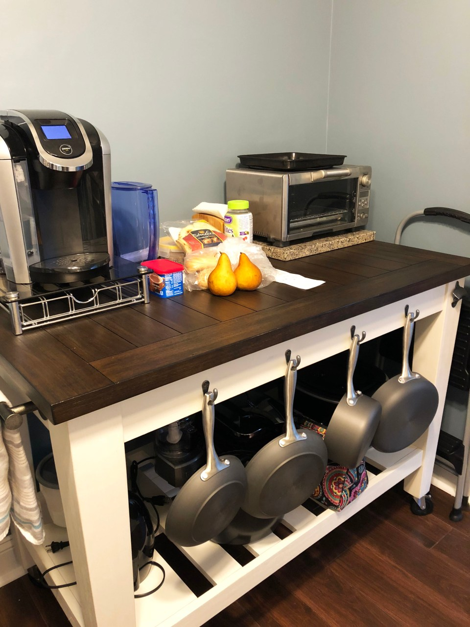 Lindstrom Kitchen Cart 1