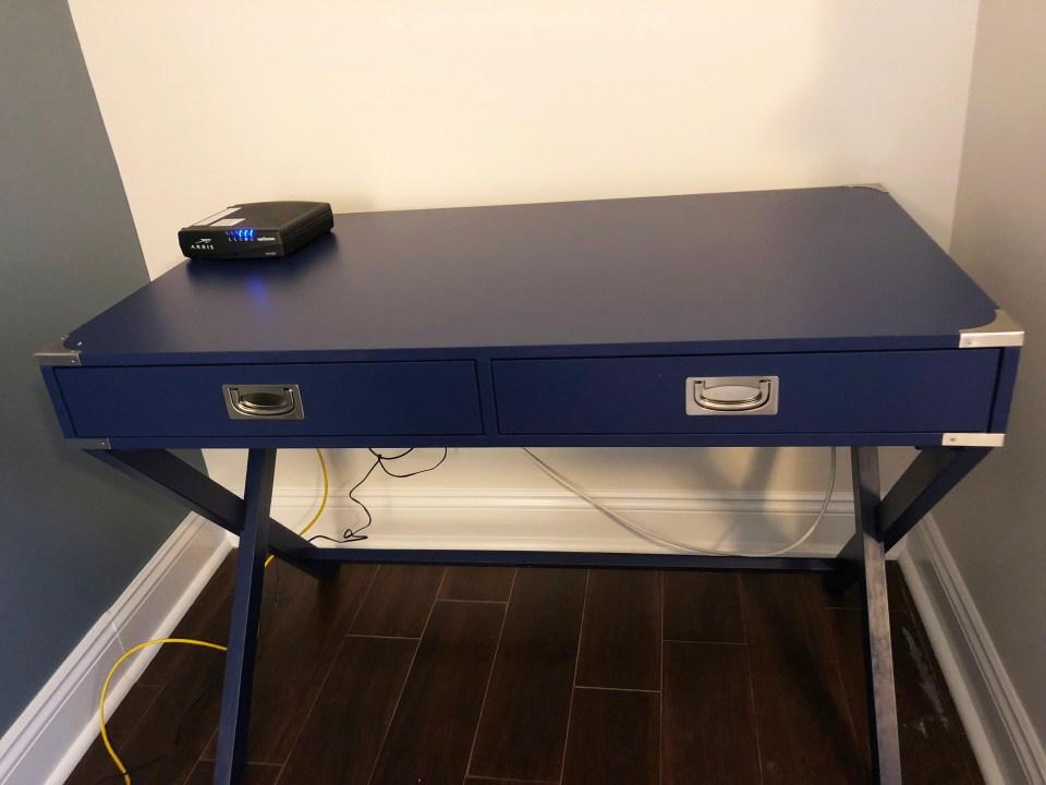 Marotta Campaign Writing Desk 1