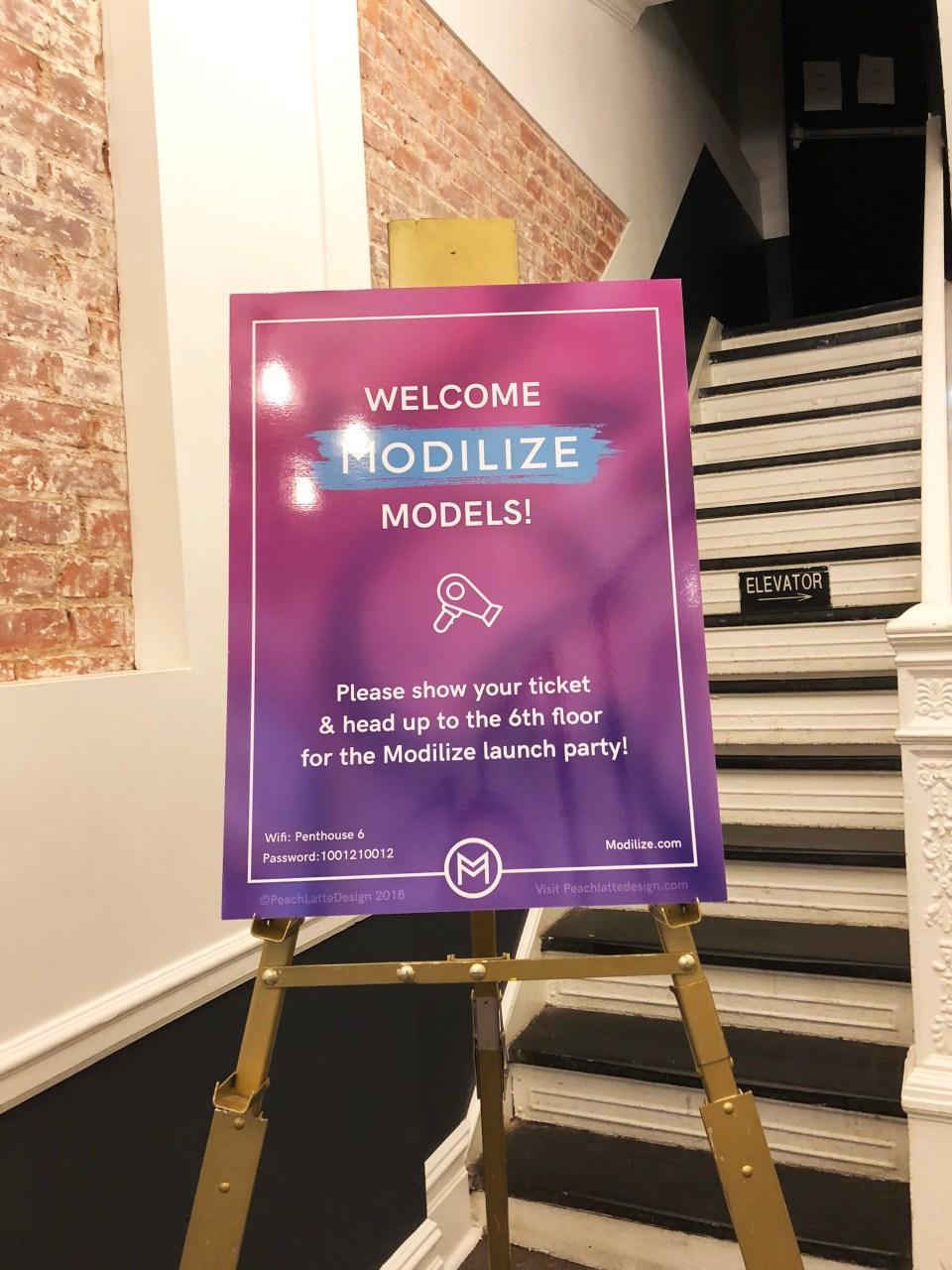 Modilize Launch Party