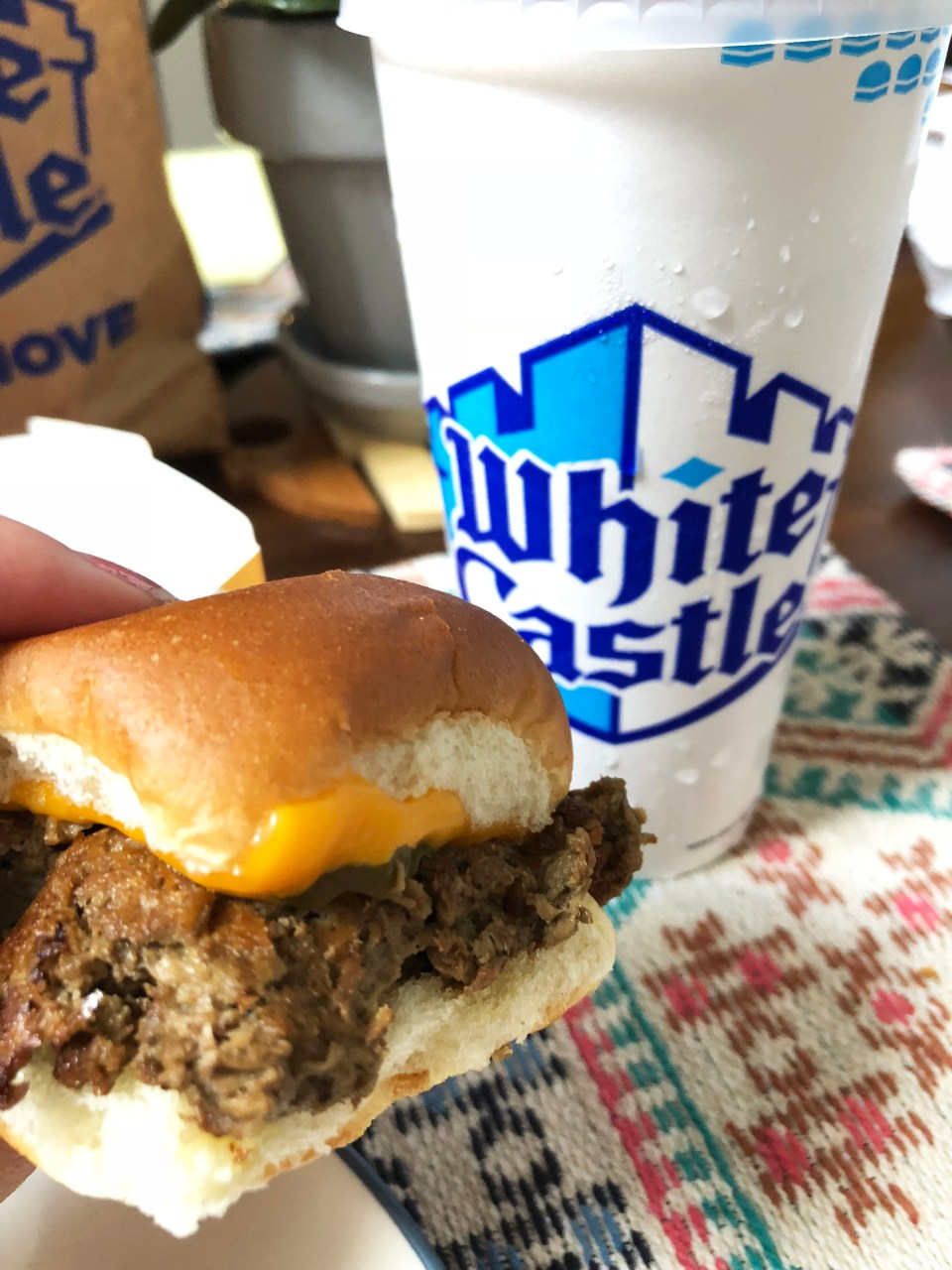 White Castle - Impossible Burger 1