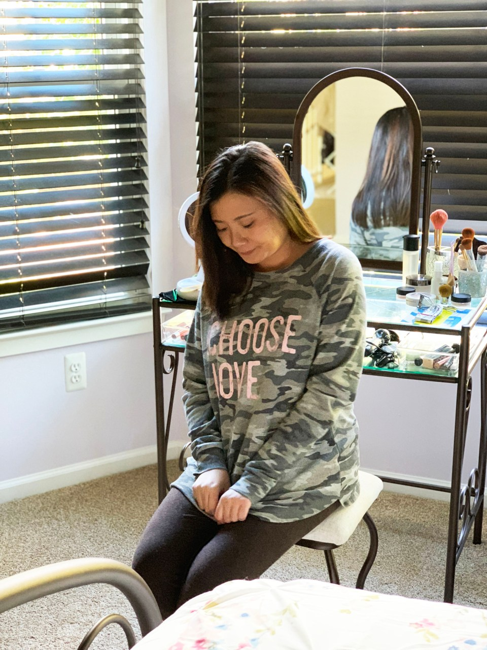 Choose Love Camo Thermal 5