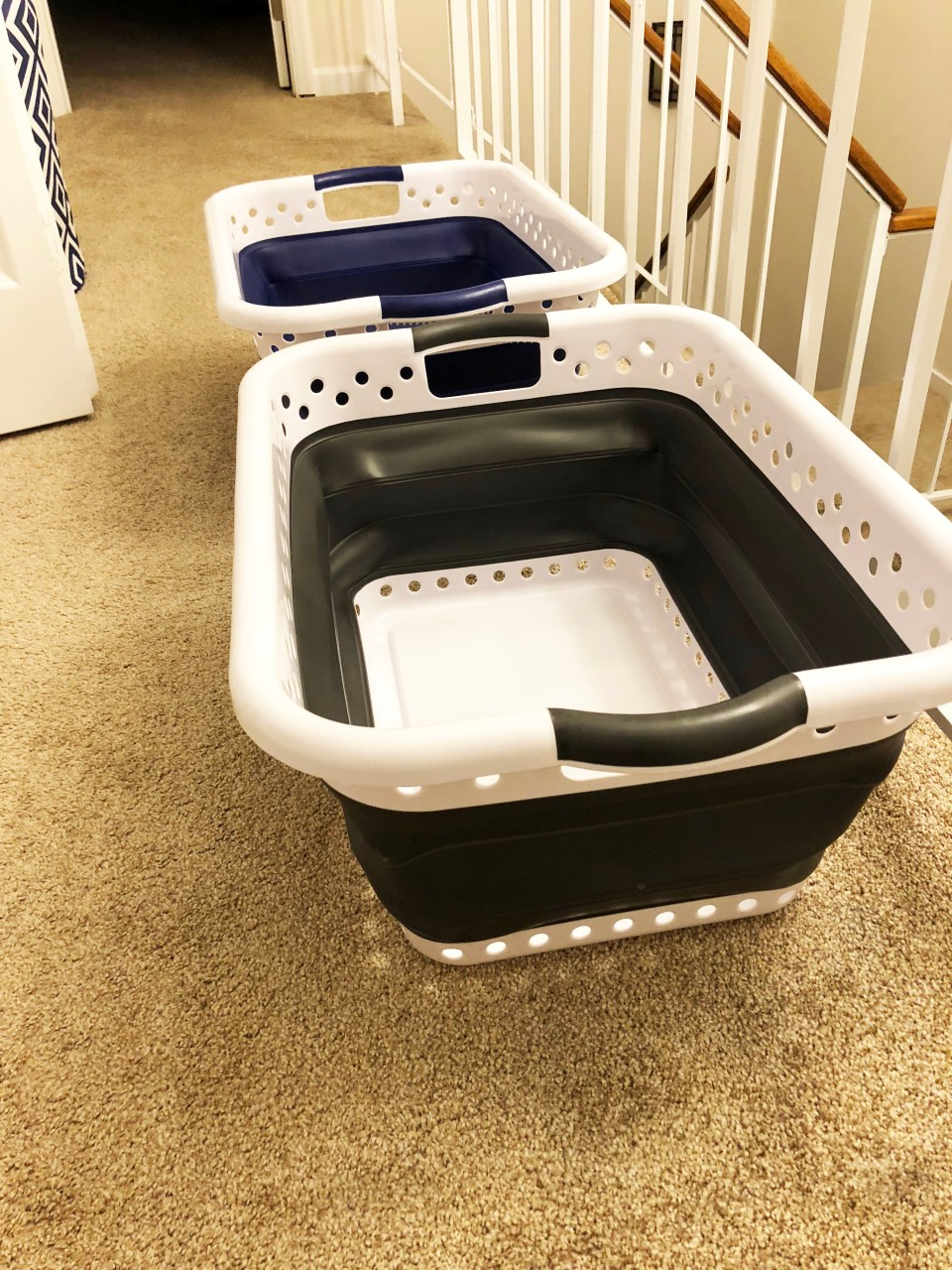Collapsible Laundry Baskets 1