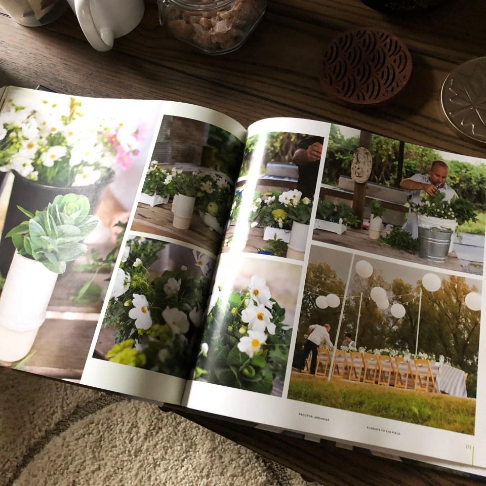Florists to the Field - Arkansas