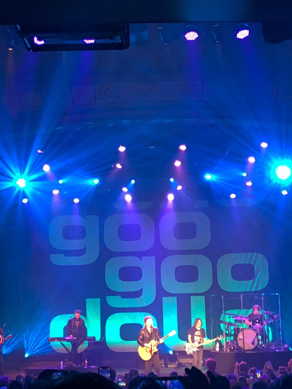 Goo Goo Dolls - Dizzy Up the Girl Anniversary 8