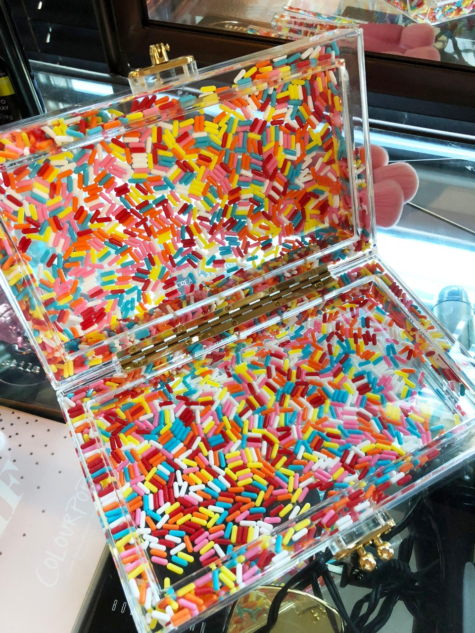 Museum of Ice Cream x Sephora - Sprinkle Clutch 2
