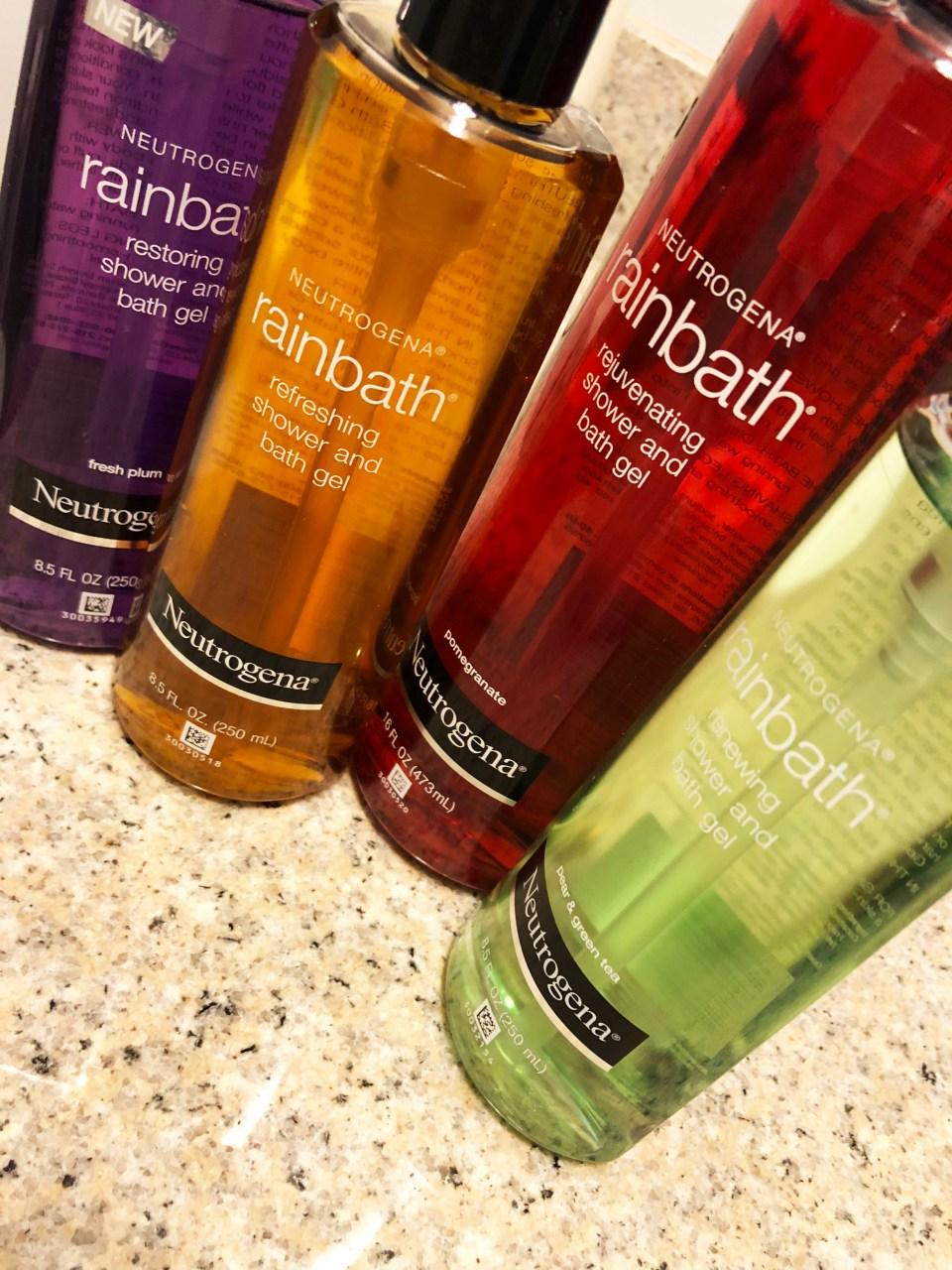 Neutrogena Rainbath Shower & Bath Gel 1