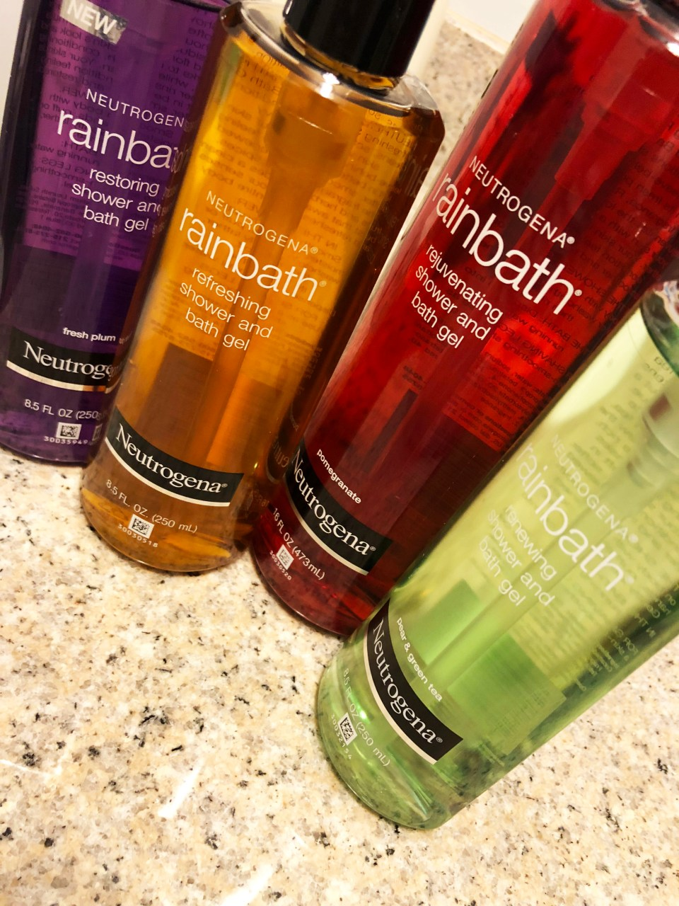 Neutrogena Rainbath Shower & Bath Gel 1