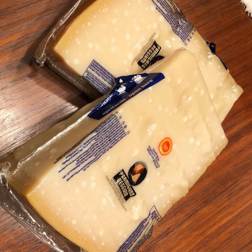 Parmigiano Reggiano Wedges