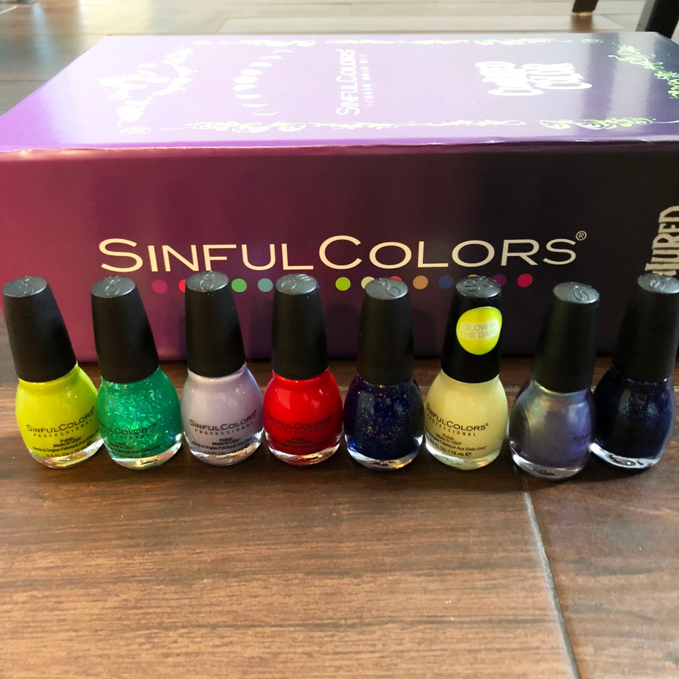 Sinful Colors - Conjured Color 4