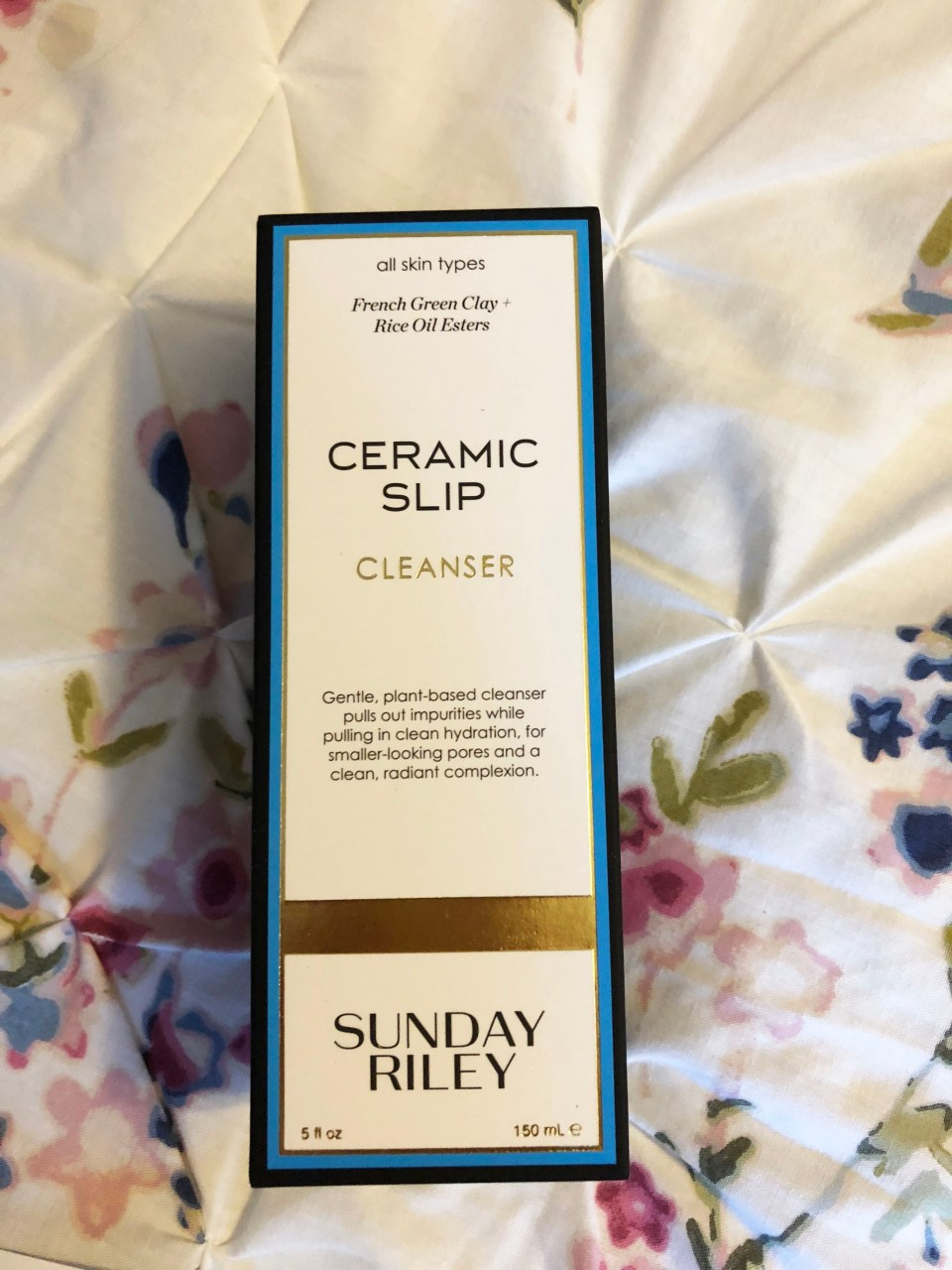 Sunday Riley - Ceramic Slip Cleanser 1