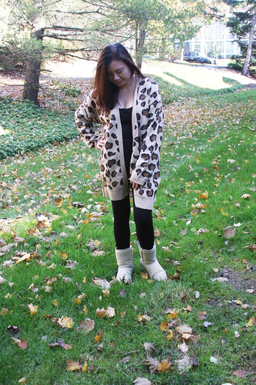 Leopard Cardigan 12