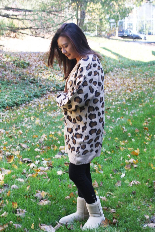 Leopard Cardigan 13