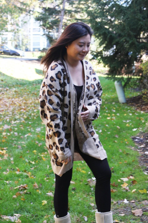Leopard Cardigan 17