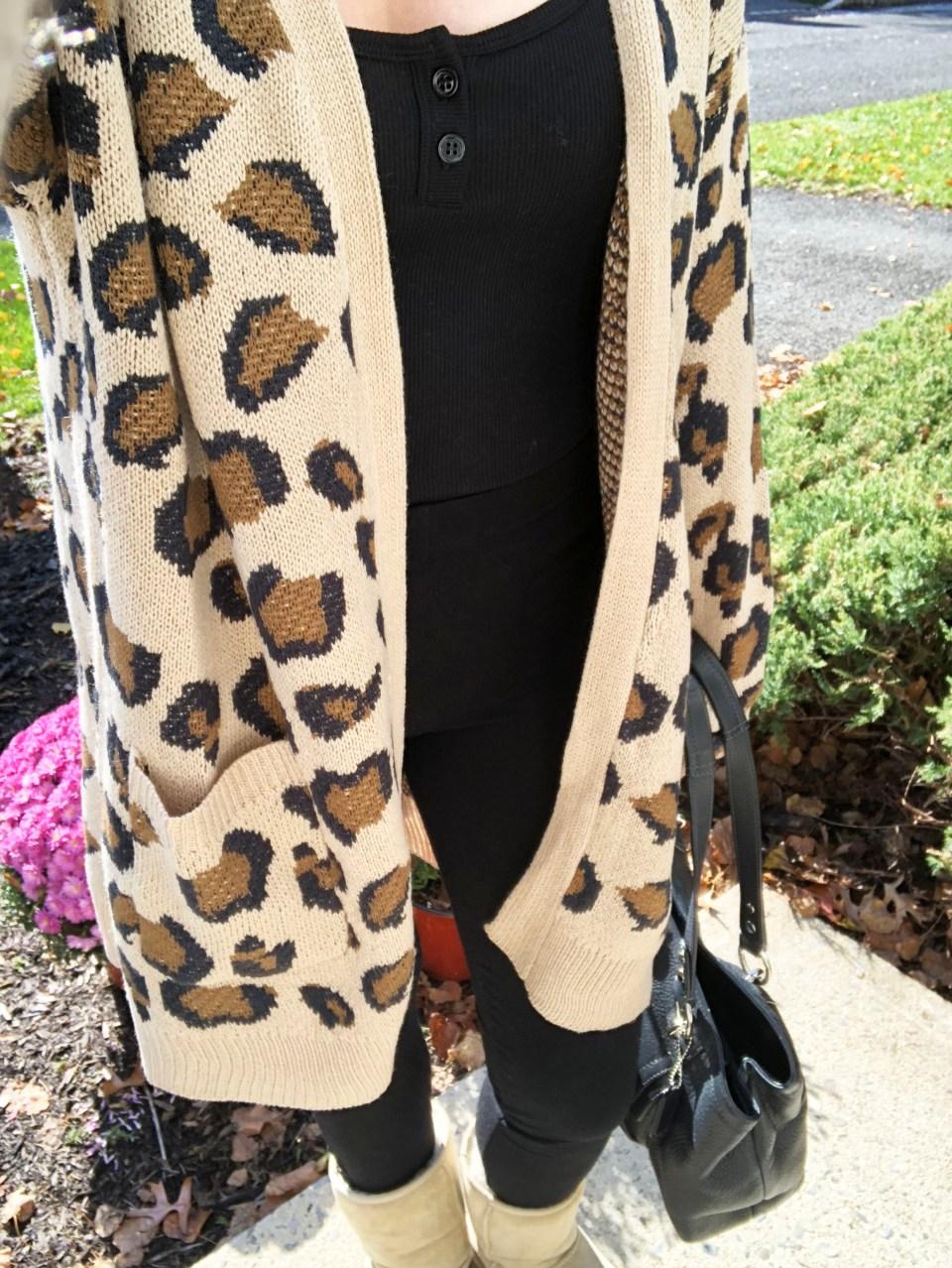 Leopard Cardigan 9