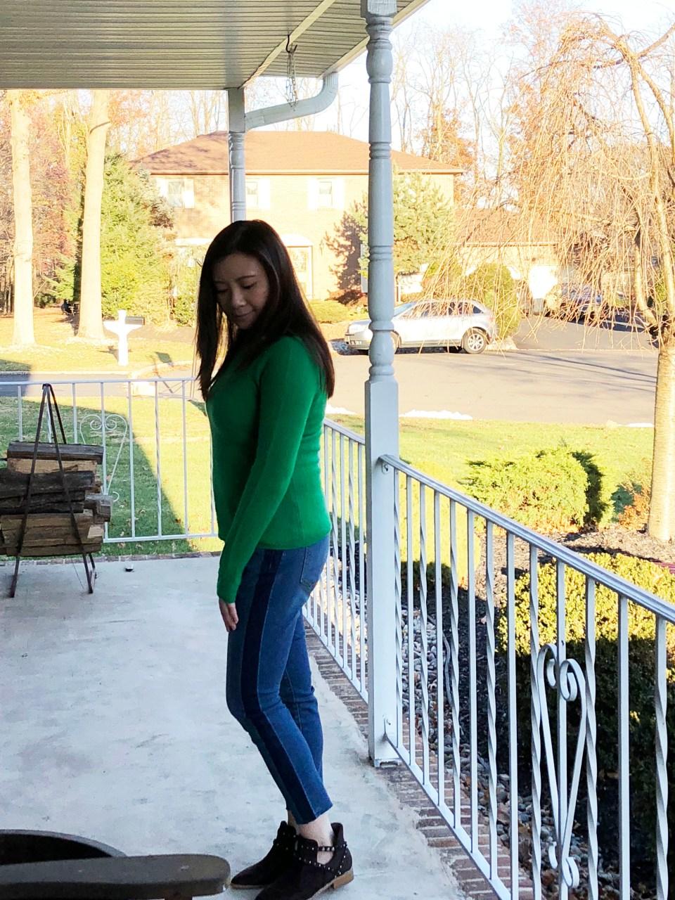 Striped Jeans 3