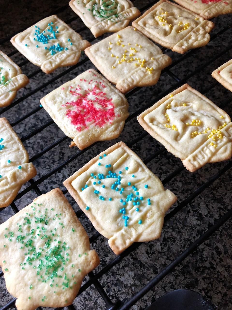 Harry Potter Sugar Cookies 6
