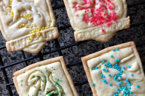 Harry Potter Sugar Cookies