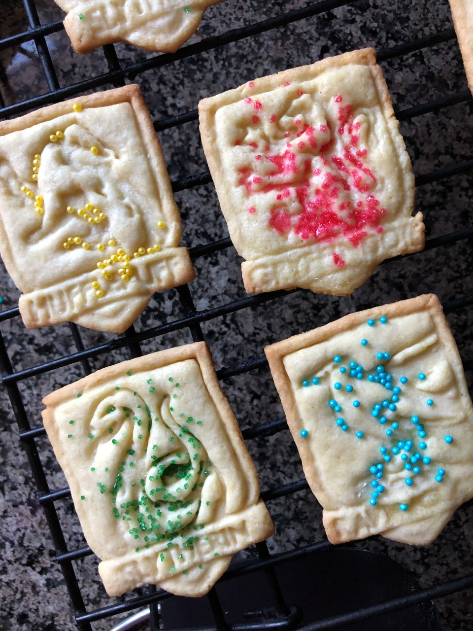 Harry Potter Sugar Cookies 7